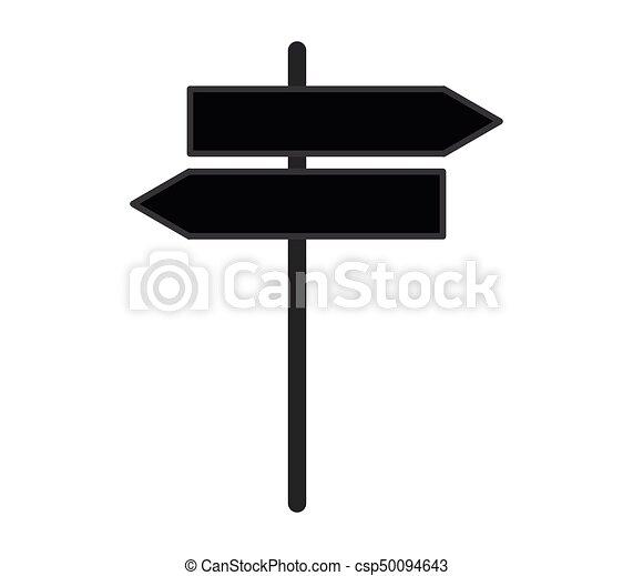 road signs - csp50094643