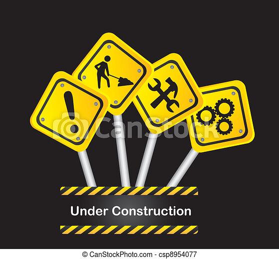 road signs - csp8954077