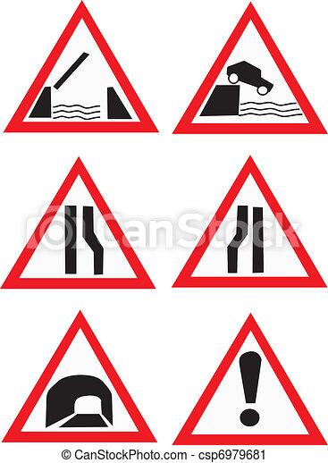 Road signs - csp6979681