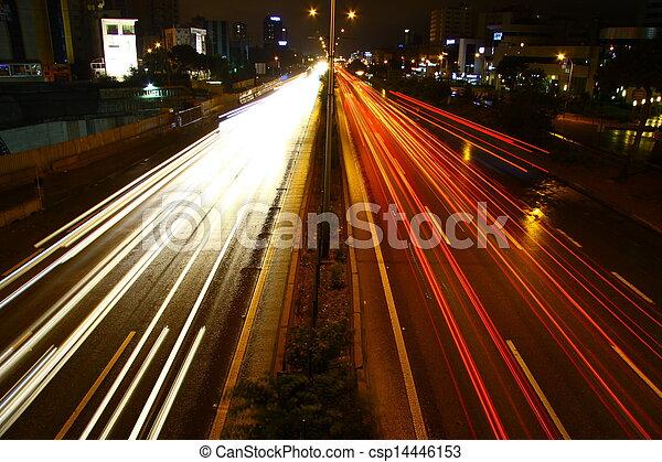 Road - csp14446153