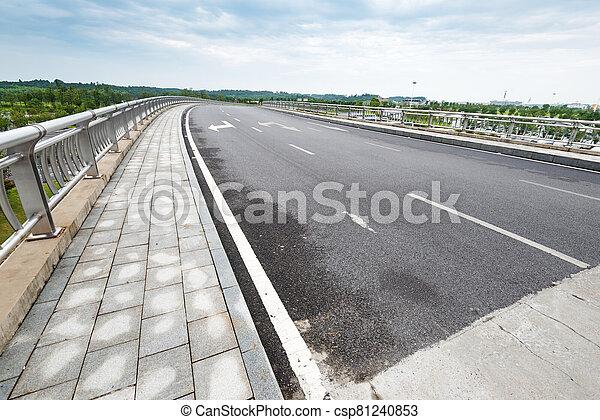 Road - csp81240853