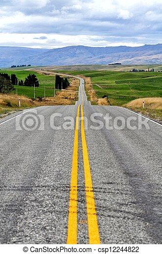 Road - csp12244822