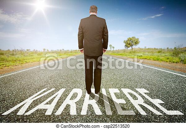 road to horizon - csp22513520