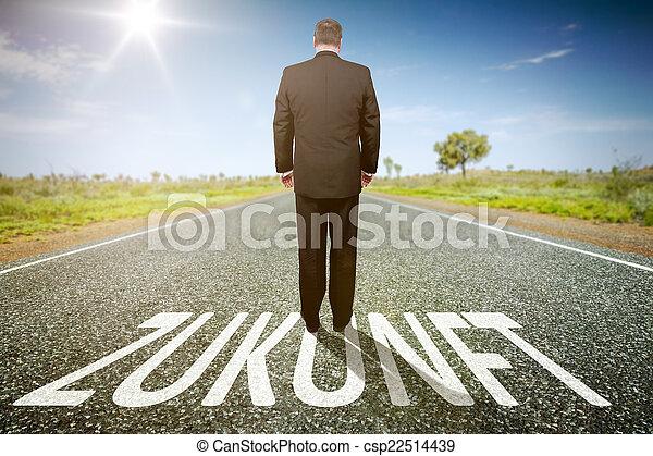 road to horizon - csp22514439