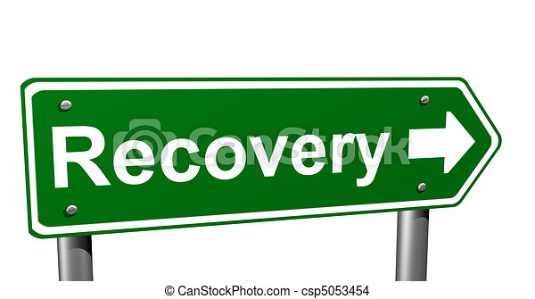 Road to Recovery - csp5053454