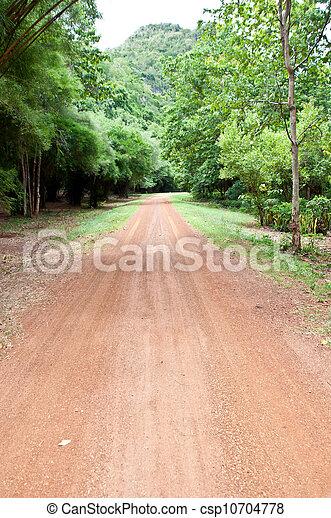 Road to the mountain - csp10704778