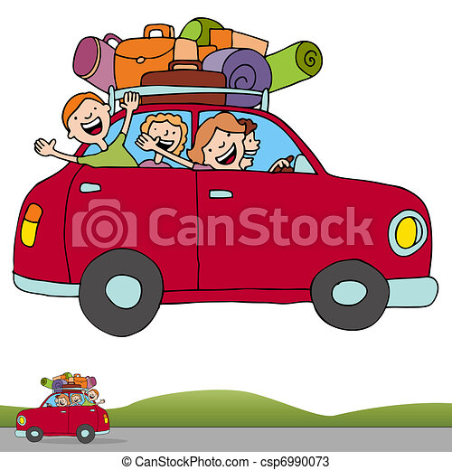 road trip illustrations and stock art 29 205 road trip illustration rh canstockphoto com cartoon road trip clipart summer road trip clipart