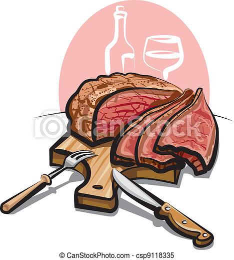 roast beef - csp9118335