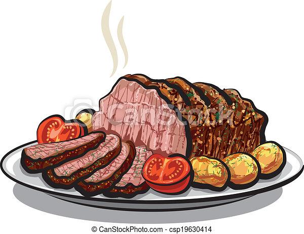 roast beef - csp19630414