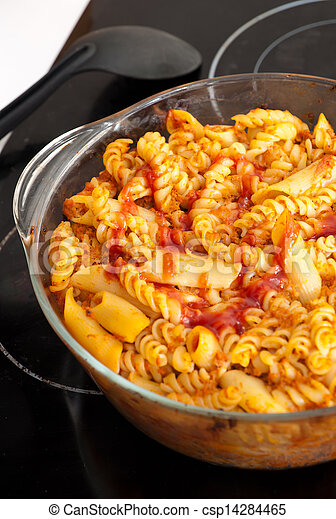 roast with the pasta - csp14284465