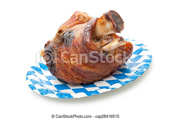 Schweinshackse