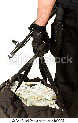 Robbery - csp4090051