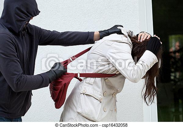 Robbery - csp16432058