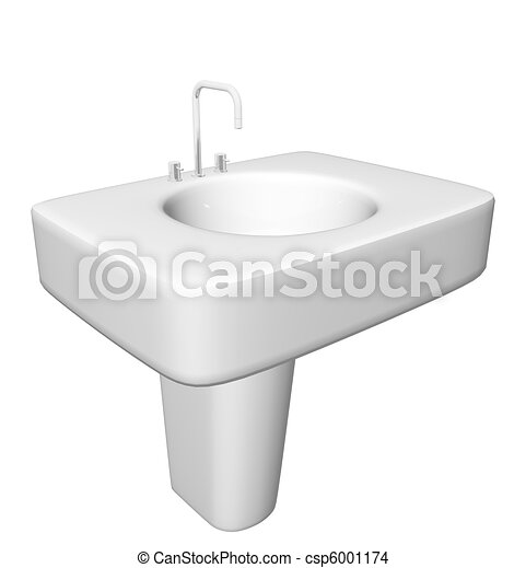 robinet lavabo moderne isol contre ou arri re plan sombrer plomberie blanc. Black Bedroom Furniture Sets. Home Design Ideas
