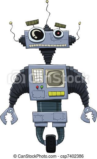 robot - csp7402386