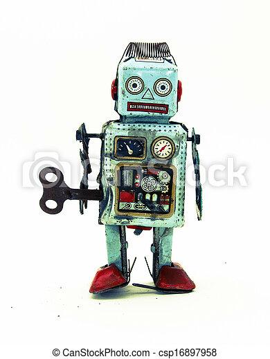 robot - csp16897958