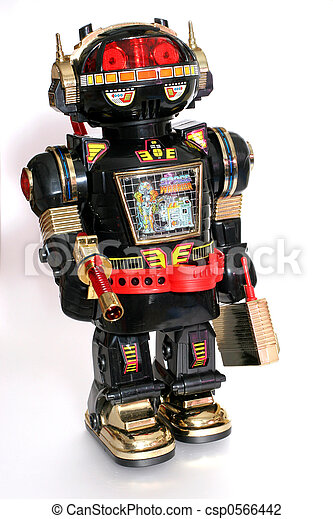 robot jouet - csp0566442