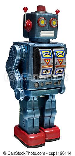 robot jouet - csp1196114