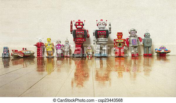 robot - csp23443568