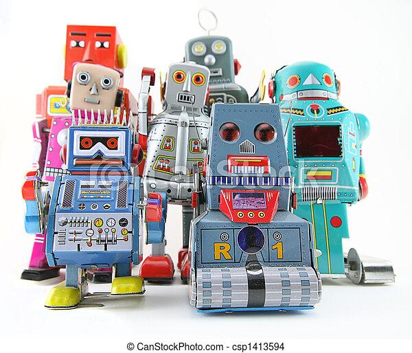 robots - csp1413594