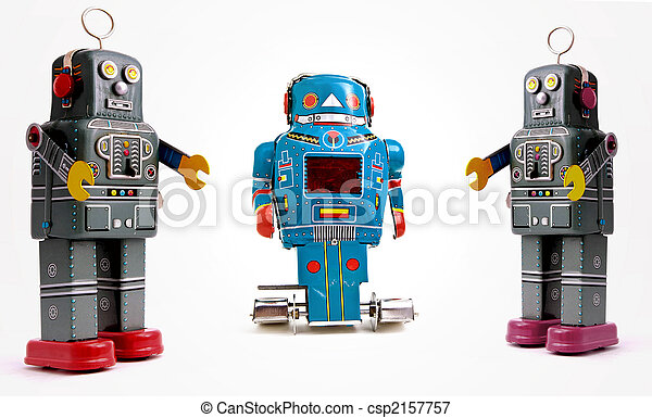 robots - csp2157757