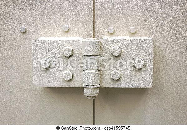 Robust metal hinges - csp41595745
