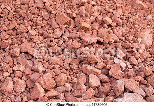 Roca Roja - csp41739606
