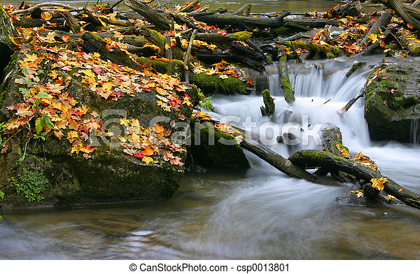 Rock and River - csp0013801