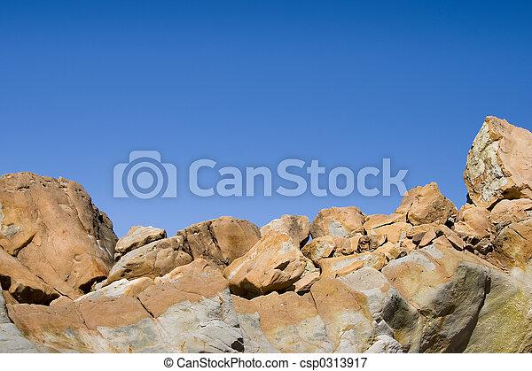 Rock Horizon - csp0313917