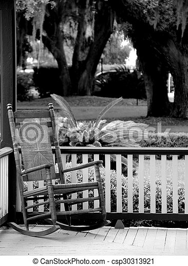 Marvelous Rocking Chair On Front Porch Download Free Architecture Designs Rallybritishbridgeorg