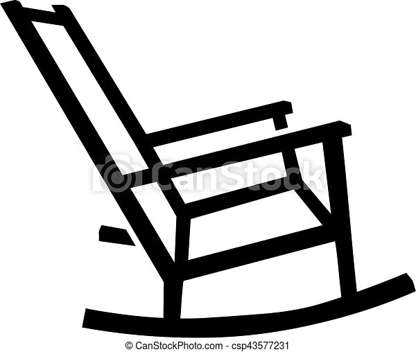 rocking chair vector clipart illustrations 799 rocking chair clip rh canstockphoto com rocking chair clip art images rocking chair clip art images