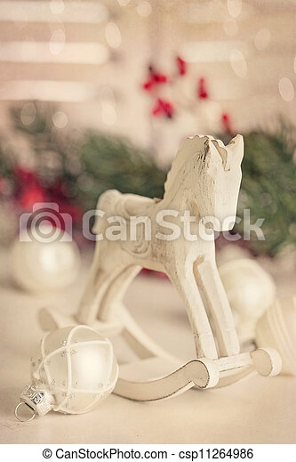 Rocking horse - csp11264986