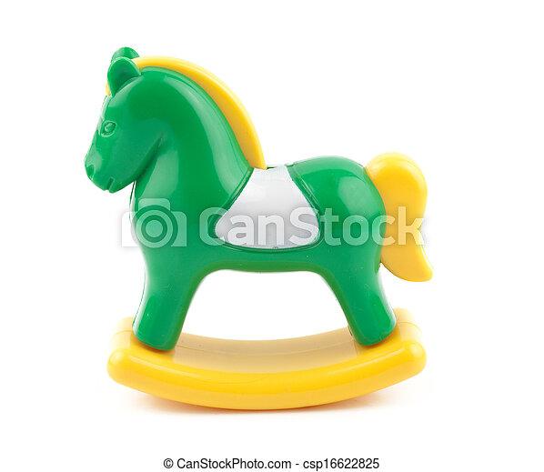 rocking horse - csp16622825