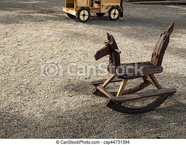 Rocking Horse - csp44731394