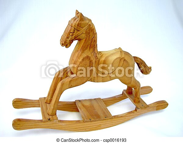 Rocking Horse - csp0016193