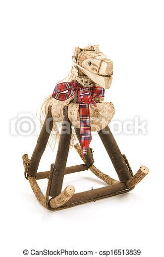 Rocking Horse - csp16513839