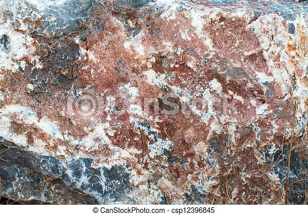 Rocks  - csp12396845