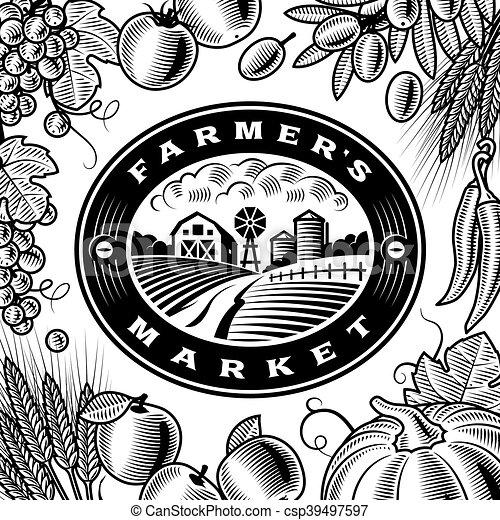 rocznik wina, farmerki robią zakupy, etykieta - csp39497597