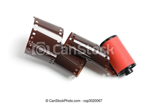 Roll of Film - csp3020067