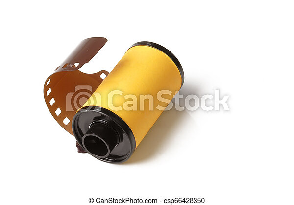 Roll of film - csp66428350