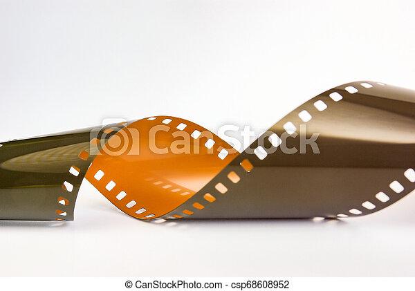 Roll of Film - csp68608952