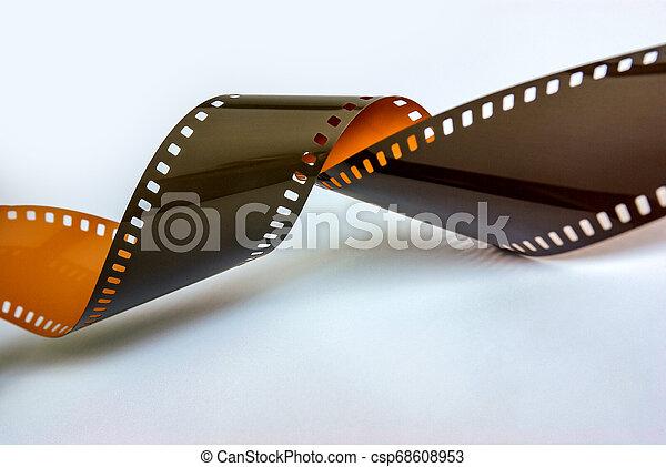 Roll of Film - csp68608953