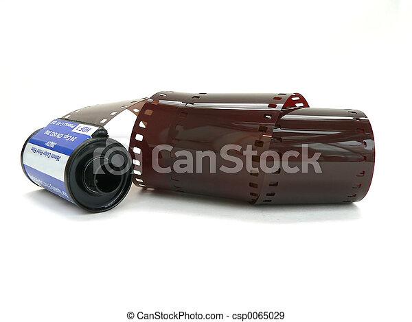 Roll of Film - csp0065029