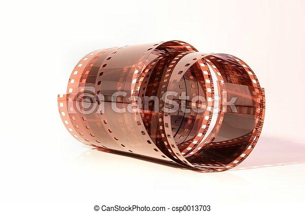 Roll of film - csp0013703