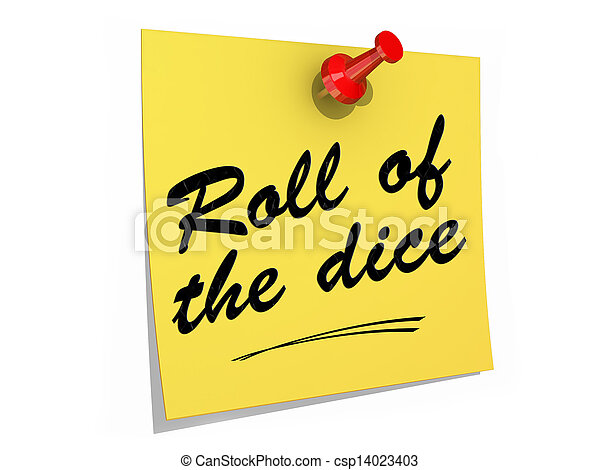 Roll The Dice Deutsch