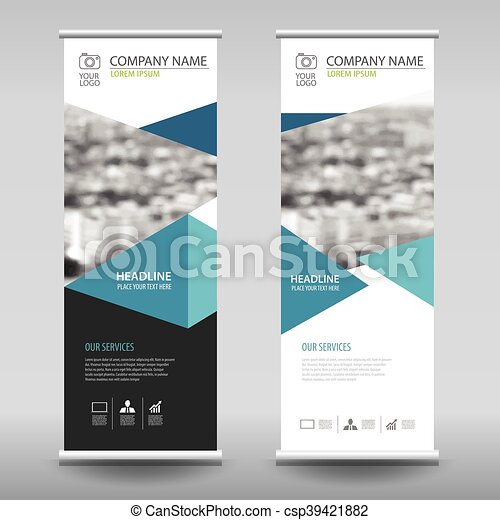 roll up business brochure flyer banner design vertical template vector cover presentation abstract