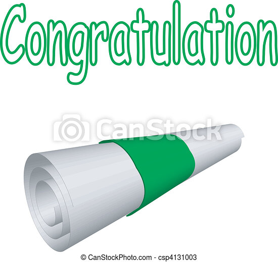 rolled up certificate vector rolled up certificate with vectors rh canstockphoto com certificate vector template free download certificate vector design free download