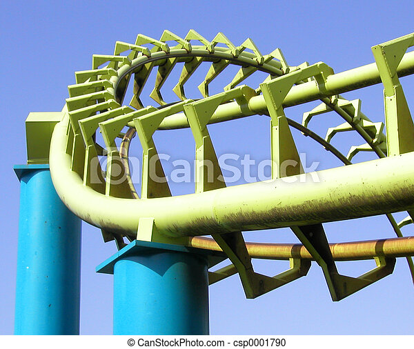 Roller Coaster - csp0001790