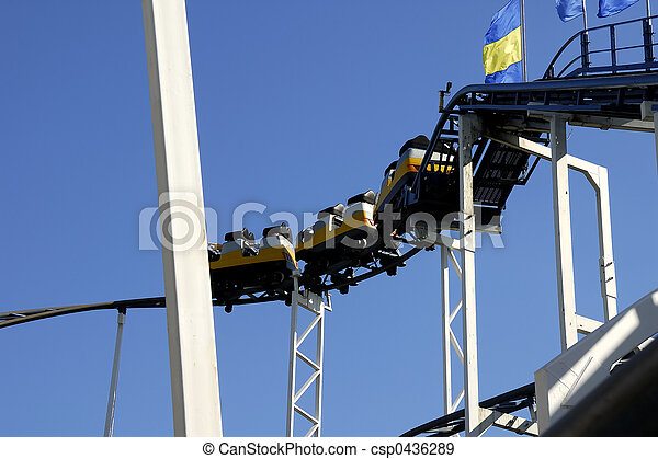 Rollercoaster - csp0436289