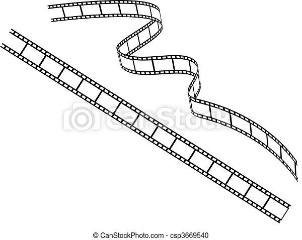 Filma - csp3669540